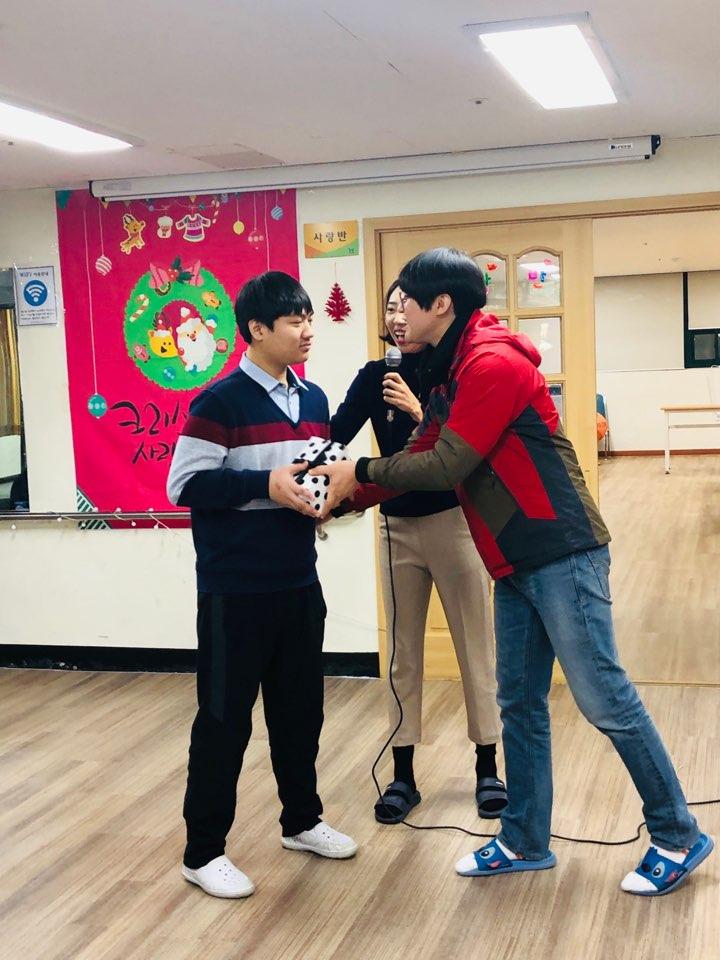 한우리장애인주간보호센터 송년잔치 16